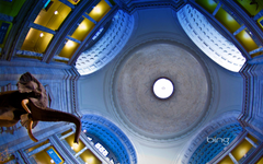 Rotunda of the Smithsonian Institution National Museum of Natural