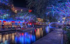 Christmas San Antonio Texas Wallpapers