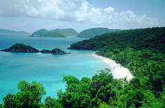 Trunk Bay Travel Wallpapers and Stock Photo