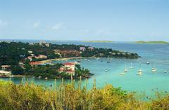Cruz Bay St John Travel Wallpapers and Stock Photo