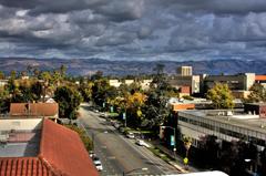 Elevation of Ruby Ave San Jose CA USA