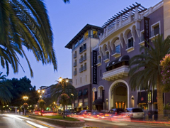 Hotel Valencia Santana Row San Jose California United States