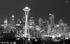 Space Needle Seattle Washington Wallpapers