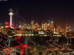 Seattle Space Needle Wallpapers