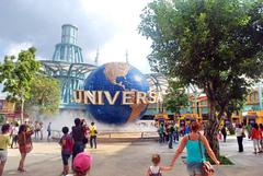 Top HD Universal Studios Singapore Wallpapers