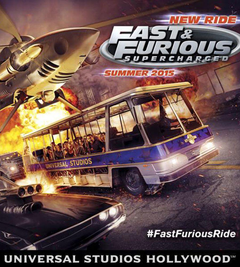 Fast And Furious Universal Studios With Wallpapers