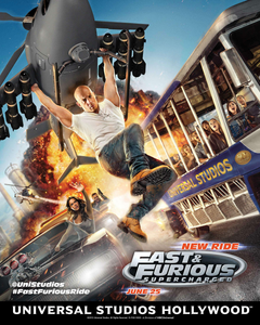 Fast And Furious Universal Studios With Wallpapers Phone