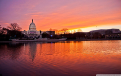 United States Capitol Washington DC 4K HD Desktop Wallpapers for