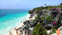 Beach Thursday Pic of the Week Tulum Mexico