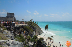 Beach Thursday Pic of the Week Ruins at Tulum National Park