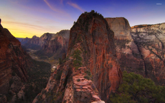 Zion National Park Utah wallpapers