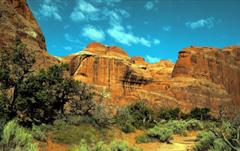 Devils Garden Moab Utah wallpapers