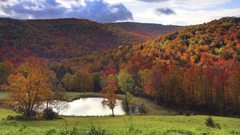 Valleys lakes vermont wallpapers