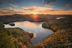 landscape Vermont Pond Wallpapers HD Desktop and Mobile