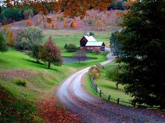 Desktop Wallpapers Natural Backgrounds Sleepy Hollow Farm