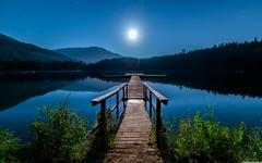 Lost Lake Whistler British Columbia Canada 4K HD Desktop