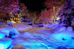 Whistler Winter Wonderland 5k Retina Ultra HD Wallpapers