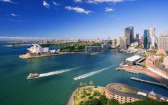 Downtown Sydney Australia Wallpapers
