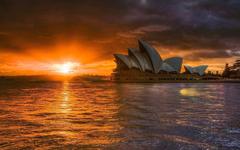 Opera House Sydney Australia Wallpapers HD