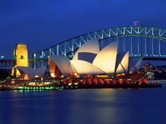 Sydney Opera House Australia Wallpapers