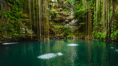 Refresher Yucatan Peninsula Mexico HD Wallpapers