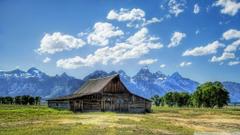 Wyoming Landscape 4K HD Desktop Wallpapers for 4K Ultra HD TV