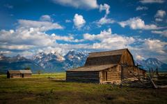 Daily Wallpaper Grand Tetons Wyoming USA