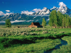 Stunning Wyoming Wallpapers Group with 44 items