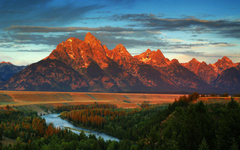 Grand Teton Rang Wyoming Wallpapers HD Desktop and Mobile Backgrounds