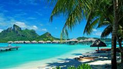 Hawaii Beach Bungalows HD Wallpapers