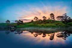 Daily Wallpaper Hobbiton New Zealand