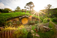 Home of Adventures Hobbiton 4k Ultra HD Wallpapers