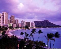 Desktop Wallpapers Natural Backgrounds Waikiki Beach Honolulu