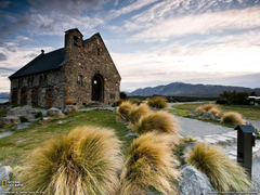Church of the Good Shepherd Photo New Zealand Wallpapers