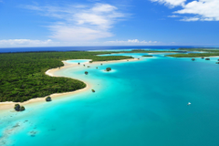 New Caledonia South Pacific Island HD desktop wallpapers Widescreen