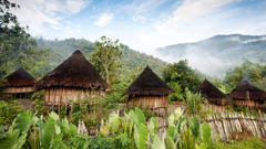 Papua New Guinea Custom Travel Planners for Private Tours