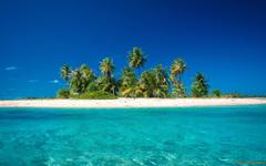 Island Getaway Bora Bora French Polynesia wallpapers