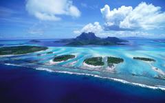 Bora Bora Beautiful Island in French Polynesia HD Wallpapers