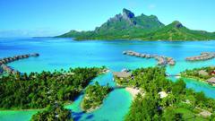 Emerald french polynesia tahiti z archipelago wallpapers