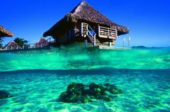 bungalow bora ocean bora