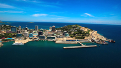 Manila Port Moresby online flights booking from to Port Moresby