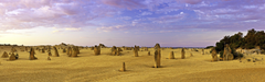 Landscapes Australia Perth rock formations panoramic wallpapers