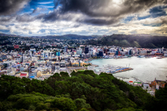 HD Wellington New Zealand Wallpapers and Photos
