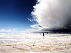 Amazing Photos of Salar de Uyuni World s Largest Mirrors