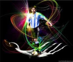 Messi Argentina Wallpapers Desktop Backgrounds