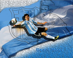 HD Wallpapers Of Lionel Messi Barca Argentina Footballwood
