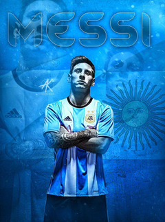Lionel Messi Argentina Wallpapers Wallimpex