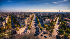 Champs Elysees Wallpapers 4K HD Desktop Backgrounds Phone Image