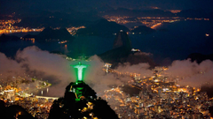hd wallpapers christ statue in brazil travel