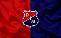 wallpapers Deportivo Independiente Medellin DIM 4k logo